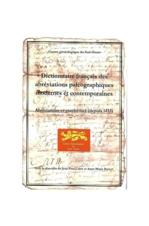 Dictionnaires