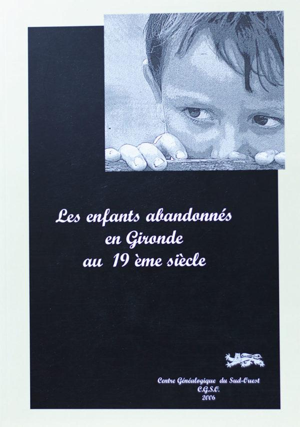Les enfants abandonnés